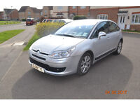 2008 CITROEN C4 1.6 EXCLUSIVE,1 YEAR MOT,FULL SERVICE HISTORY