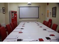 Meeting rooms and office space to rent - Central Edinburgh - flexible terms