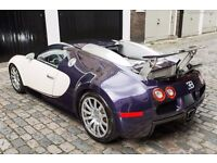 Bugatti Veyron 8.0 2dr