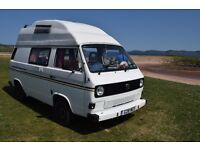 VW T25 1989 1900 Diesel. MOT until May. New head and Gasket 4 new tyres. Solid body..great runner..