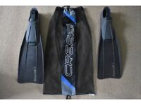 CRESSI Clio Snorkelling and Diving Fins