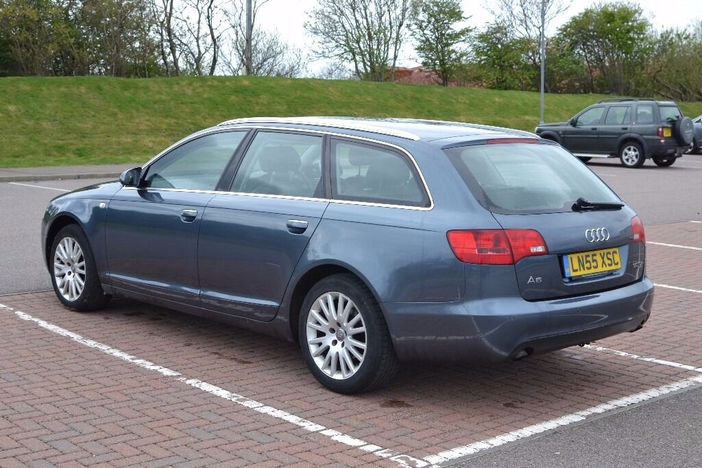audi a6 3 0 tdi estate quattro 2005 in portlethen. Black Bedroom Furniture Sets. Home Design Ideas