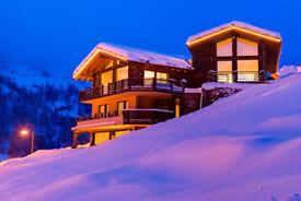 Chalet Alpha Swiss Alps / Zermatt town