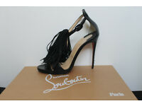 100% Genuine Christian Louboutin shoes with tassles Size 4/ 37