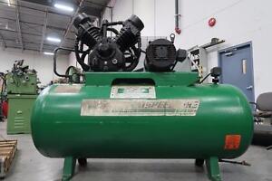 SPEEDAIR 2-stage Air Compressor, 120 Gal