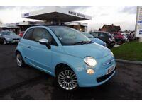 Fiat 500 POP (blue) 2012