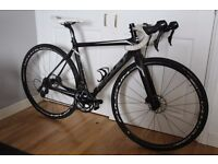Ridley Fenix Carbon Disc Road Bike £750 ono (RRP £2200)