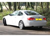 BMW 3 Series 2010 Coupe 2.0 manual petrol