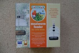 Gardman Hanging Dome Mealworm (or other foods) Bird Feeder