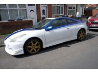 Toyota celica 190 t sport for sale, Body Kit, Blue/White 600£