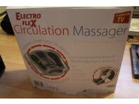 Brand New Electro Flex Circulation Massager - Never used