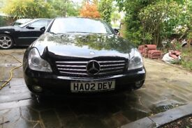 Mercedes Benz CLS 3.0 CLS320 CDI 7G-Tronic 4dr