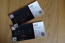 2 x ADELE THE FINALE tickets (29th June - Wembley stadium)