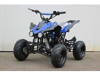 Quad 125cc 2016 model. Automatic, reverse and Speedo. Great Fun Quad