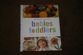 M&S Baby & Toddler Meal Cookbook