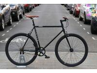 track bike road bike goku cycles fixie bicycle fixed gear custom bike