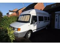 LDV Convoy Campervan fully kitted needing MOT. Accepting offers.