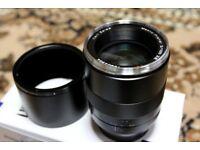 Zeiss 100mm f/2.0 Makro Planar ZE Manual Focus Macro Lens for Canon