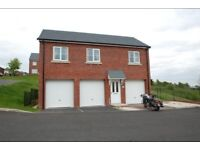 Detached 2 Bedroom Apartment/House For Rent, Victoria Close, Little Harwood, Blackburn, Lancashire