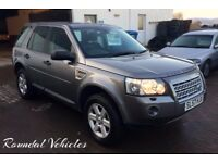 NOW REDUCED! Land Rover Freelander 2 GS 2.2 Tdi, FULL SERVICE HISTORY AND 11 MONTHS MOT, 2 KEYS