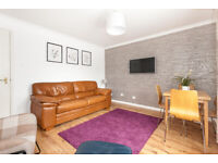 Furnished modern 2 bedroom flat. Available as long term home rental