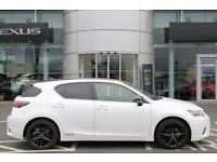 Lexus CT 200H SPORT (white/black) 2016-09-22