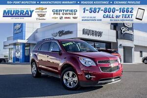 2013 Chevrolet Equinox LTZ **Leather! Remote Vehicle Start! And