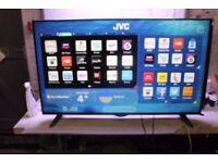 JVC LT-55C860 4K Ultra HD Freeview HD Smart LED TV