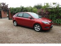 FORD FOCUS ZETEC 100 1.6 FACE LIFT NEW MODEL 5 DR HATCHBACK 59 REG