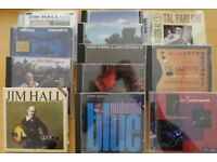The Classic Jazz Guitarists: Hall-Burrell-Farlow & Coryell 14 cds in excellent condition