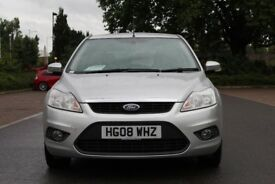 FORD FOCUS 1.6 5dr 2008 TAX YEAR £30 DIESEL FULL SERVICE HISTORY £1900 OR OFFER