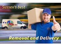 Brighton and Hove Man and Van: value for money in small and medium size removals, deliveries.