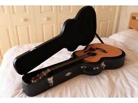 Taylor 214e Grand Auditorium Electro Acoustic guitar