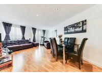 Stylish two genuine double bedroom flat moments from Mile End Tube and Victoria Park LT REF: 4583279