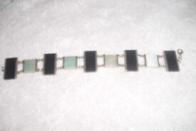 Argento silver bracelet.