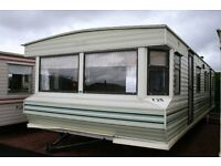 Willerby Westmorland , 3 bedroomed home .. Sold Off park .. Delivery anywhere in Scotland ..