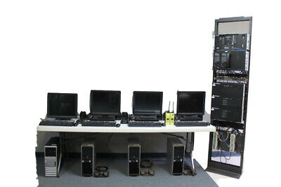 Motorola Mcc5500 Mcc 5500 Dispatch Consoles 3 Positions Analog Digital Centracom