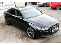 LATE 2012 AUDI A6 2.0 TDI SE 175BHP SALOON *BLACK EDITION SPEC* (WARRANTY & FINANCE)
