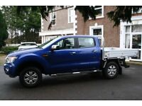 2015 Ford Ranger XLT 2.2 TDCI No Vat 4x4