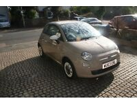 Fiat 500 colour therapy 63 plate