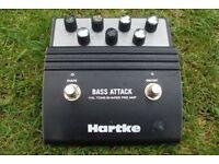 Harke Bass pedal.