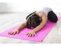 Hatha Yoga and Pilates Classes - New Block Wed 11th April