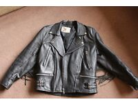 retro ladies leather jacket