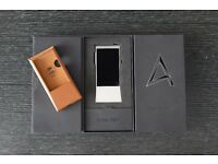 Astell&Kern AK Jr High Resolution Audio Player - Aluminium silver