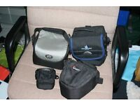 CAMERA BAGS AND CASES LOWEPRO SAMSONITE