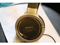 Sony MDR XD200 - headphones - like new !