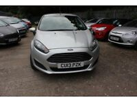 Ford Fiesta 1.25 Style 5dr£4,600 p/x welcome 12Months Warranty Parts&Labour