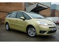 CITROEN C4 GRAND PICASSO 7 SEATS +VERY LONG MOT+