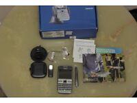 Unlockedx Nokia e72 Navi Set. Genuine Nokia: Car holder, BT set, Strap, Charger+ manuals. RARE