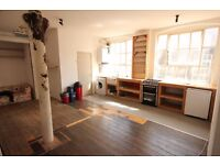Big 5 bed Warehouse Apartment in Stoke Newington- Lush Old Building!